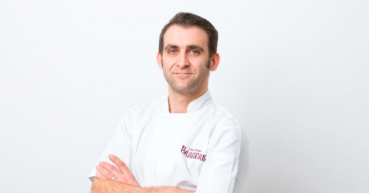Head Chef Trevor Howard Image