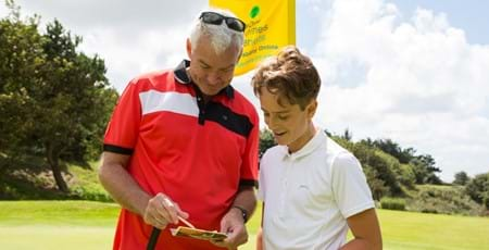Golf at Les Ormes Image