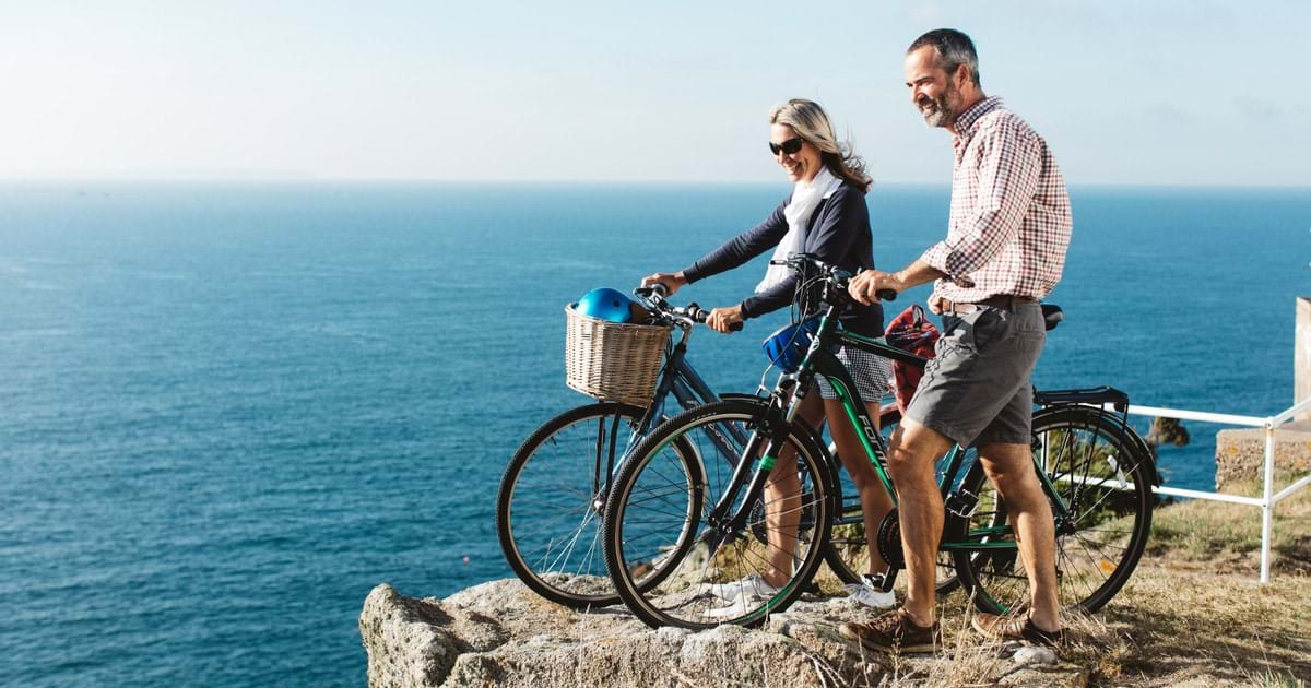 Cycling in Jersey: The Best of the West Image