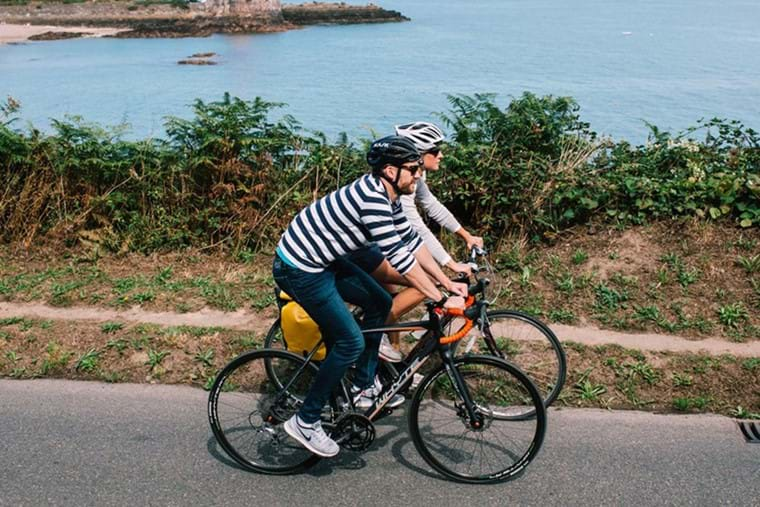 Cycling in Jersey