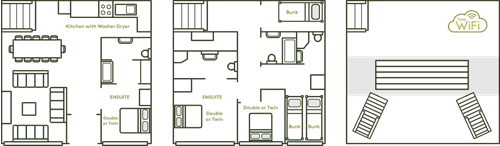 Room layouts